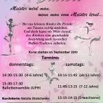 ballett 2019